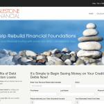 Debt Settlement Website Template