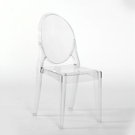 Childrens Acrylic Ghost Chair  Swift  Company