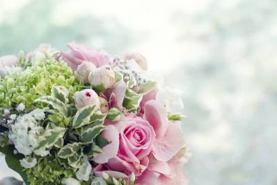 Bouquet of Flowers - Creative wedding ideas