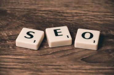 Scrabble Pieces Spelling SEO - Local SEO (Search Engine Optimization)