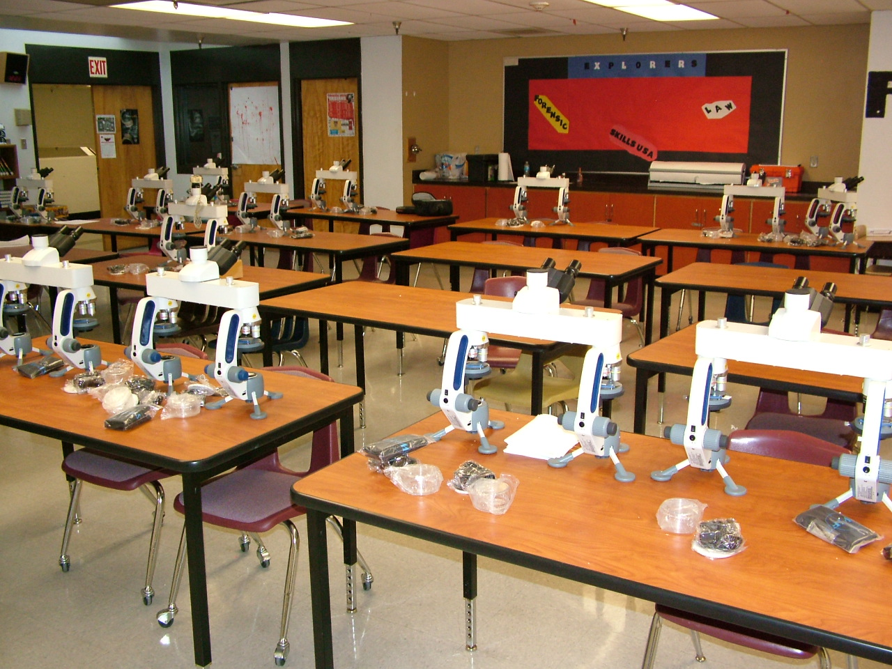 Chemistry Laboratory Experiments For High School