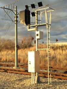 RFID antenna and reader array at UTA