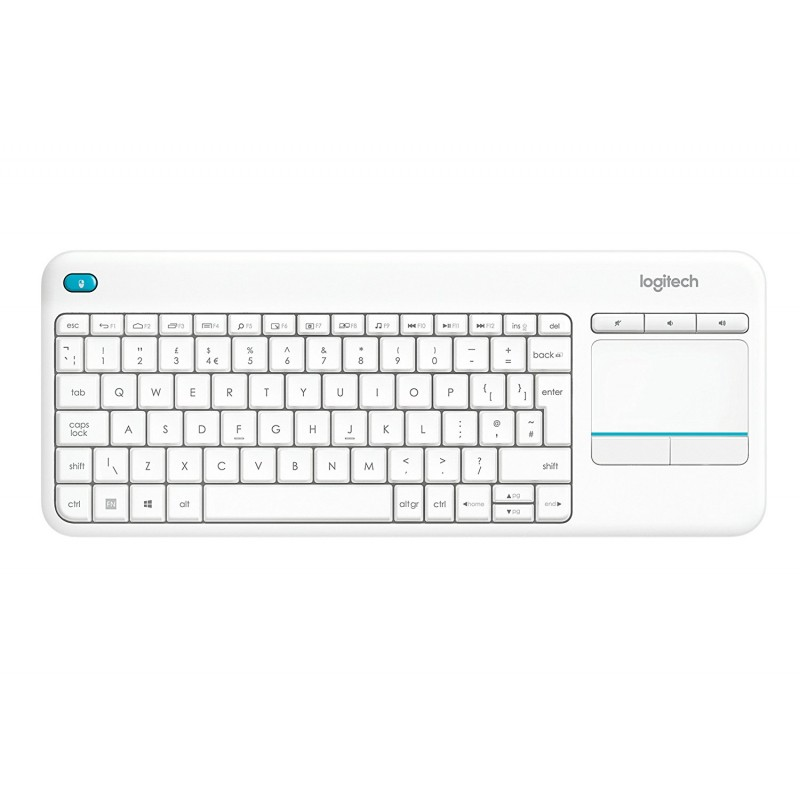 Logitech K400 Plus Wireless Touch Keyboard for Windows