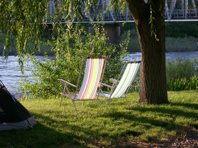 lewis and clark camping chairs white rocking chair wooden legs about swiftwater rv park, bird idaho, best value on the salmon river, good sam ...