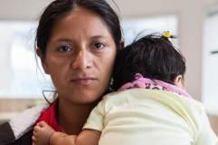Ana Mirian Romero, Honduras (Photo: TRF/Shanshan Chen)