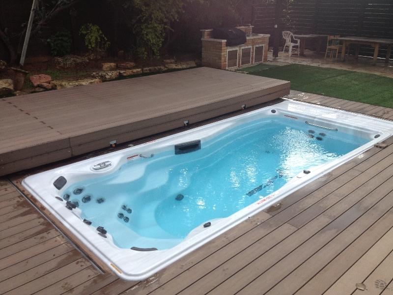 Swim Fitness Back Yard Ideas