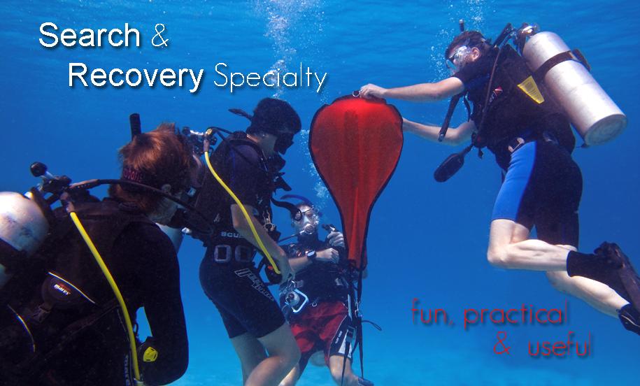 Padi Specialty Scuba Courses Swim And Scuba Long Islandswim And