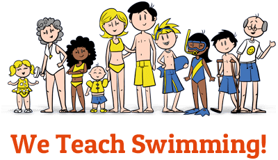 We Teach Swimming!