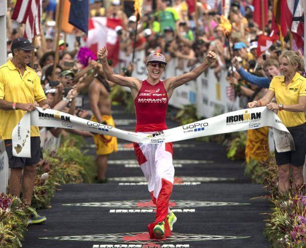 Daniela Ryf Hawaii Ironman 2015