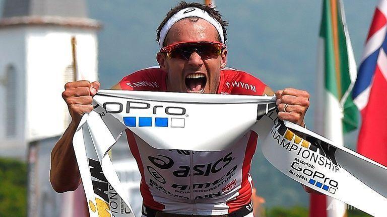 Jan Frodeno campeón del mundo Ironman 2015
