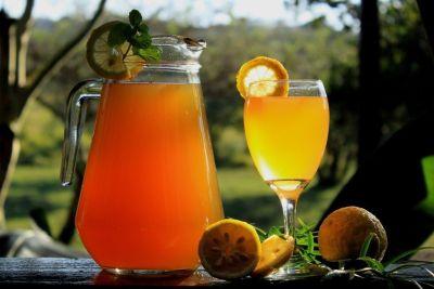 Bebida energética de té
