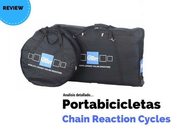 Portabicicletas Chain Reaction Cycles