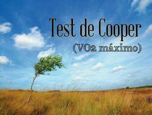 Test de Cooper