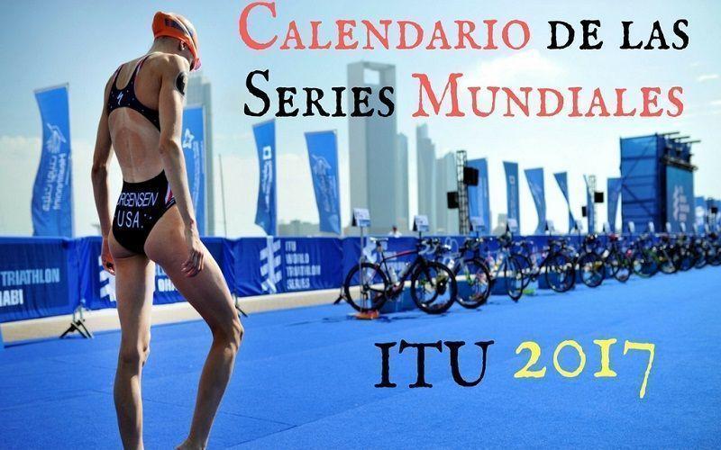 Calendario series mundiales triatlon