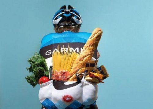 dieta para un ciclista