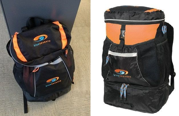 BlueSeventy mochila triatlon