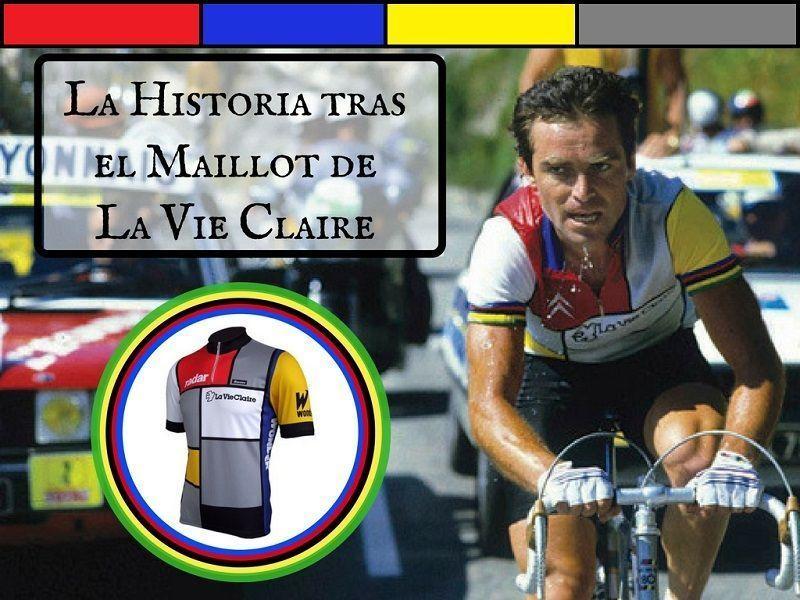 Maillot La Vie Claire