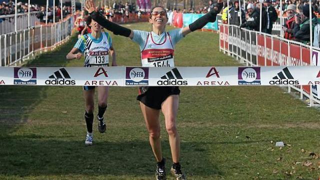 Doping Fatima Yvelain
