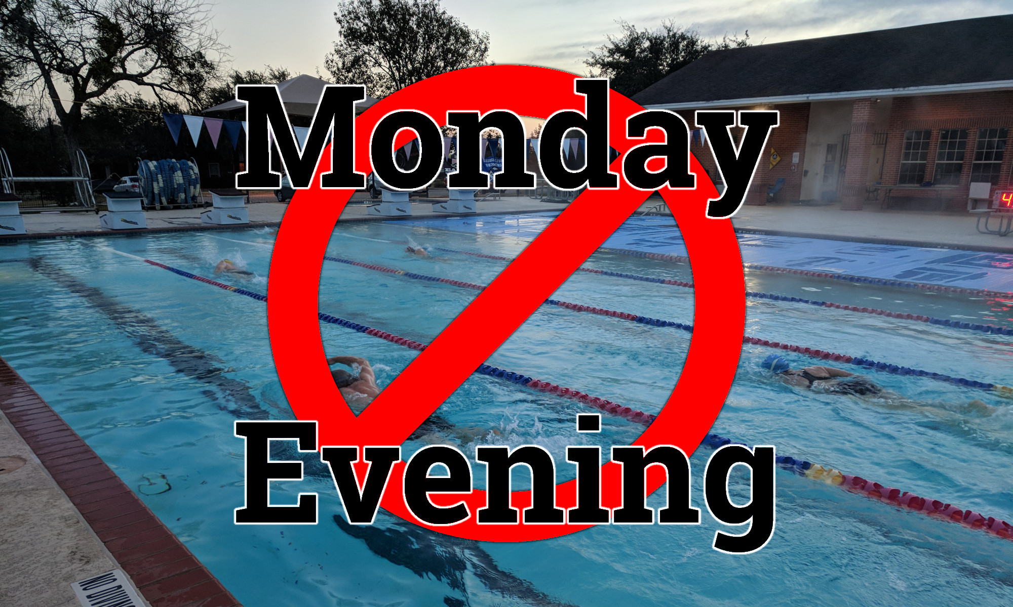 No Practice Monday Evening at Village