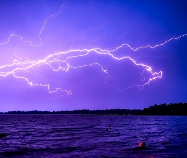 Swimming During A Thunderstorm Why Its A Terrible Idea