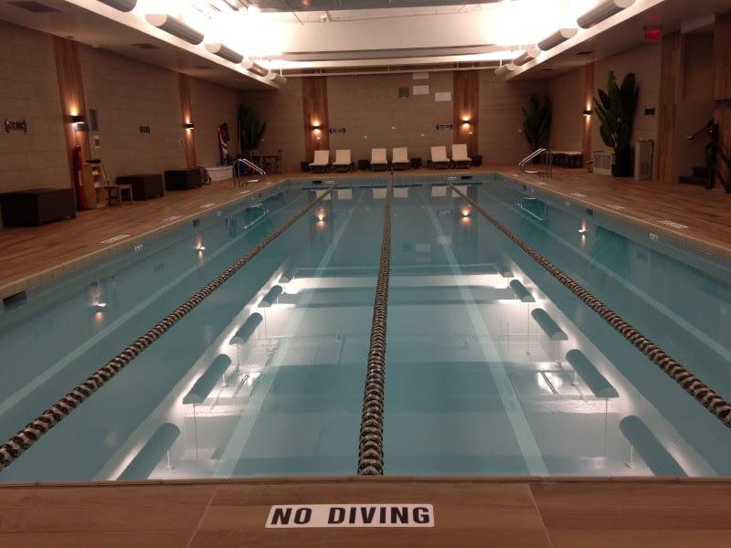 Yorkshire SwimJim location swimming pool