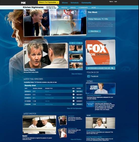 Fox.com Shows