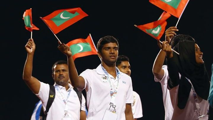 5th Commonwealth Youth Games 2015