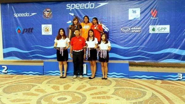 Speedo Thailand Age Group Swimming Championships 2016