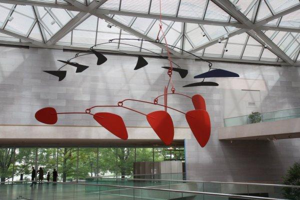 Des Mobiles De Calder Aux Dessins Cocteau Swimming In