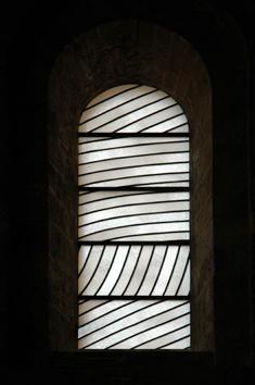 Vitraux Soulages - Abbaye de Conques