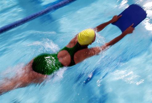 Swim Drill – Freestyle – Position 11