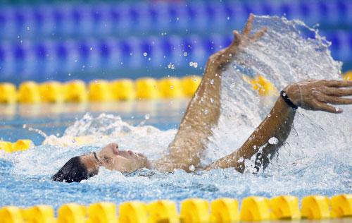 Swim Drill – Double Arm BK