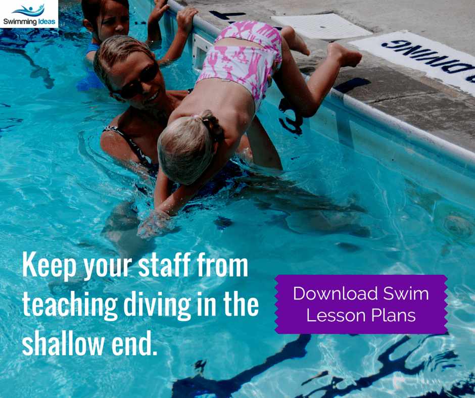 Keep your staff from teaching diving in
