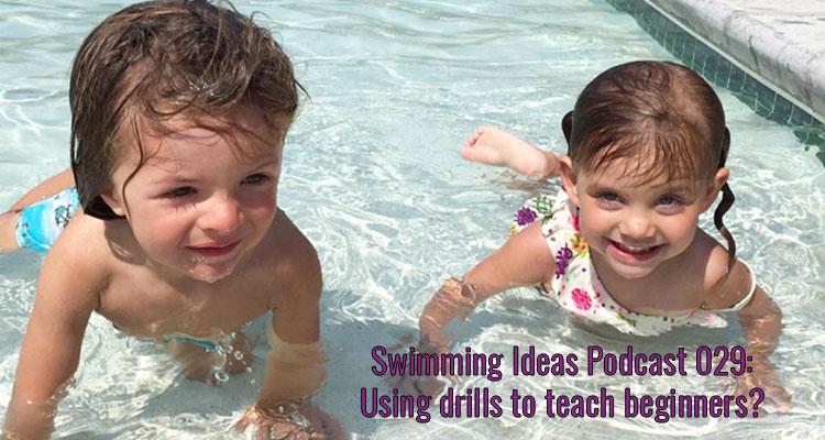 SIP 029: Using Drills to teach beginners?