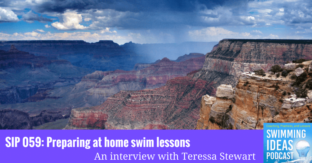 SIP 059: Planning at home swim lessons
