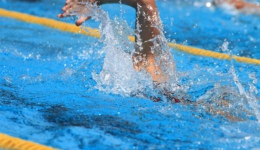 【水泳】クロールの50mタイムの目安表|あなたのレベルはどのぐらい?