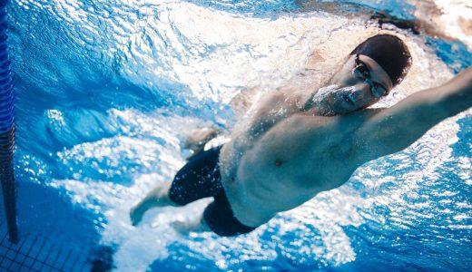 【水泳】HIIT(高強度インターバルトレーニング)のメニューで腹筋を割る!