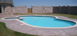 inground swimming pool construction