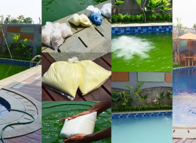 treatment kolam renang