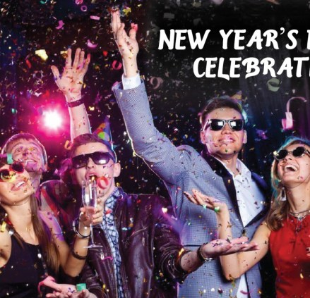 2019 NEW YEAR'S EVE CELEBRATION DI ARA HOTEL GADING SERPONG