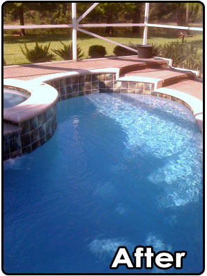 Swimming Pool Renovation, Remodeling