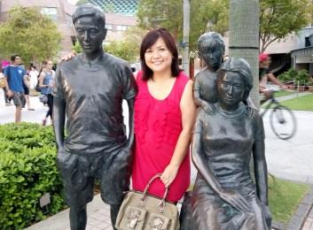 Visiting my Ancestors