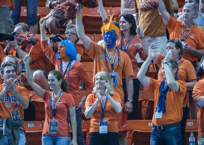 Auburn Fans