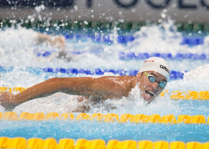 Chad le Clos 2013 Worlds