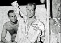 Tom Jager 1986 world championships