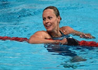FINA World Championships Federica Pellegrini