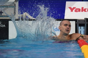 FINA World Championships Laszlo Cseh
