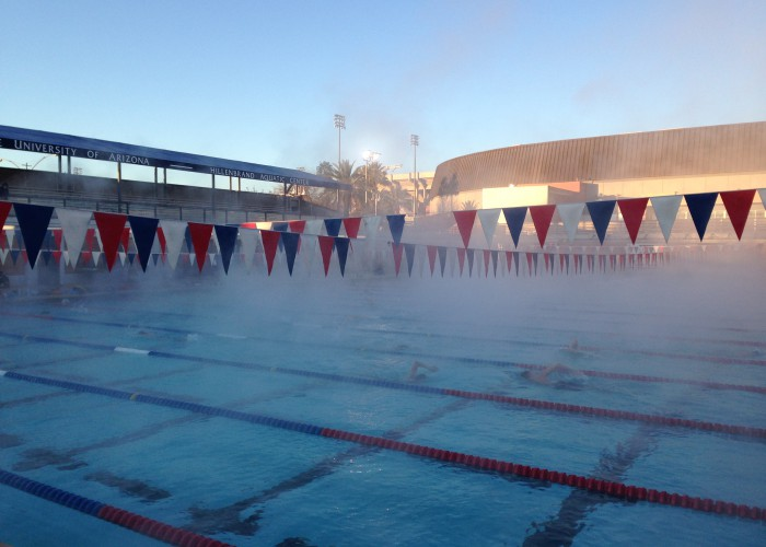 pool-steam-cold-morning-practice