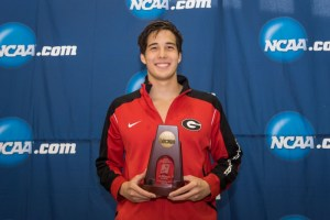 2016.03.25 NCAA Mens Swimming Championships_Georgia Jay Litherland