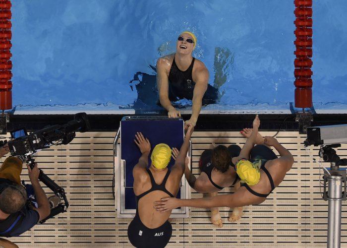 finish-campbell-mckeon-elmslie-world-record-gold-400fr-relay-2016-rio-olympics